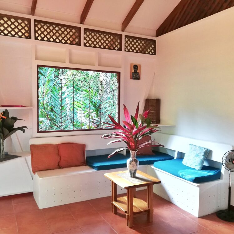 living room Casa Lirio